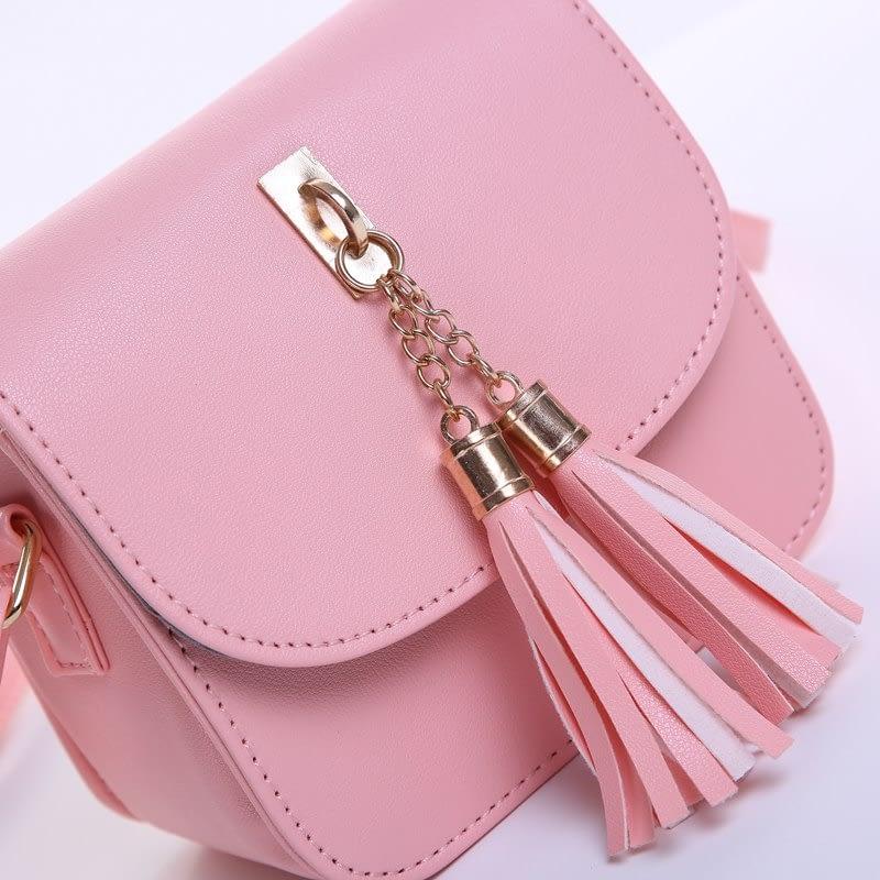 Fashion Summer Compact Leather Women's Crossbody Bag